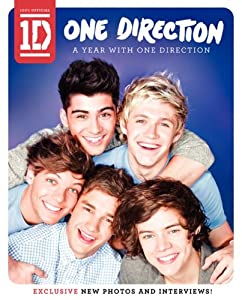 One Direction: A Year with One Direction from HarperCollins
