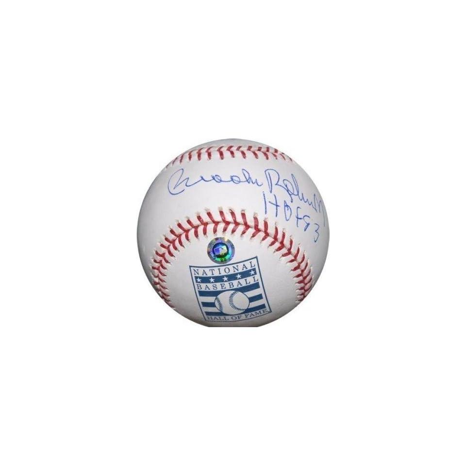Signed Brooks Robinson Ball   HOF IRONCLAD   Autographed Baseballs