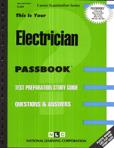 Electrician (Passbook Series)