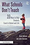 img - for What Schools Don't Teach: 20 Ways to Help Students Excel in School and Life book / textbook / text book