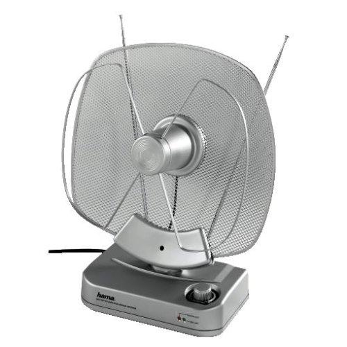 Hama DVB-T Zimmerantenne 40dB Gewinn für TV & Radio