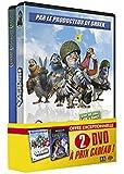echange, troc Vaillant, pigeon de combat ! / Comme chiens et chats - Bipack 2 DVD