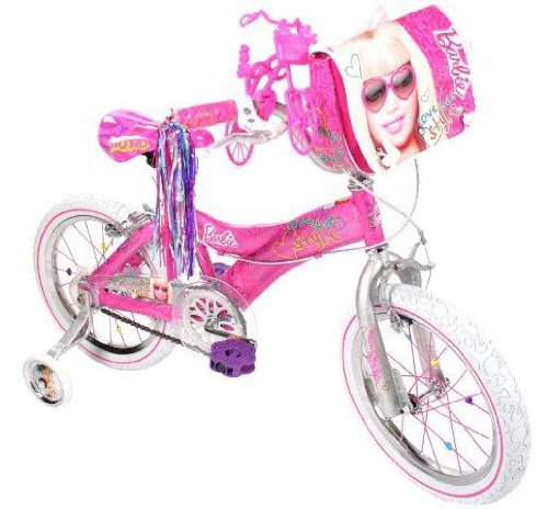 Dynacraft Barbie Bike (16-Inch Wheels)