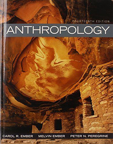 Anthropology (14th Edition) PDF