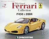 レ・グランディ・フェラーリ 7号 (F430 2004) [分冊百科] (モデル付) (レ・グランディ・フェラーリ・コレクション)