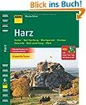 ADAC Wandef�hrer Harz inklusive Grati...