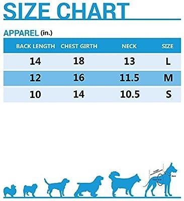 YXMXL BMX Small Pet Dog Vest Pet Clothes