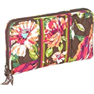 Vera Bradley Accordion Wallet (Englis…