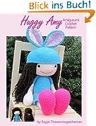 Hab-mich-lieb-Amy Amigurumi Häkelanleitung (Große Puppen zum Liebhaben 8)