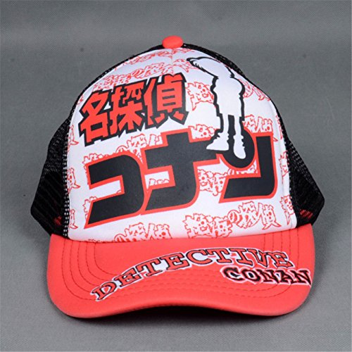 Vicwin-One Detective Conan Hat Cosplay Costume