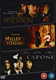 Road To Perdition / Millers Crossing / Capone [DVD]