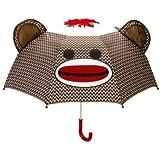 Schylling Sock Monkey Umbrella