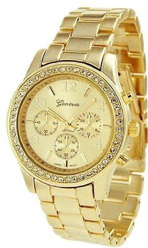 Geneva platinum watches