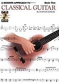 A Modern Approach To Classical Guitar Book 1 BK/CD