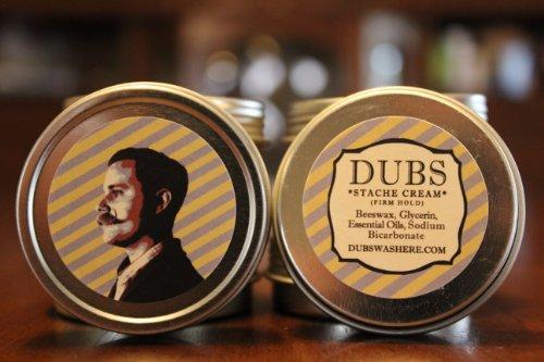 Dubs Stache Cream FIRM