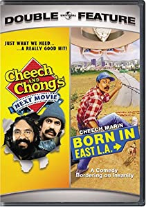 Cheech and Chong's Next Movie / Born in East L.A. Double Feature by Universal Studios