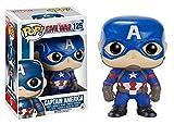 Captain America CIVIL WAR(キャプテン・アメリカ:シビル・ウォー) キャプテン・アメリカ FUNKO/ファンコ POP MARVEL VINYL ボブルヘッド