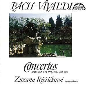 Harpsichord Concertos 1-2-4-5-7-9