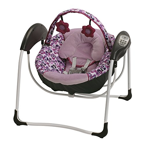 buy Graco Glider Petite Gliding Swing, Pammie for sale