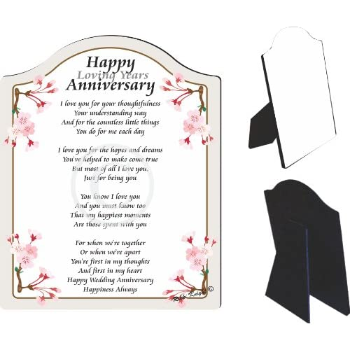 Husband Anniversary Poems