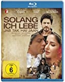Solang ich lebe - Jab Tak Hai Jaan (Special Edition) (Blu-ray)