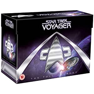 Star Trek Voyager - Complete [DVD] $92 delivered from Amazon