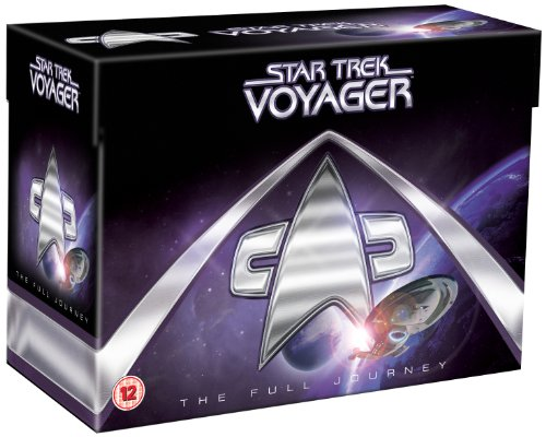 Star Trek: Voyager - The Full Journey [DVD]