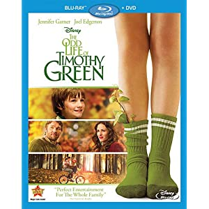 The Odd Life of Timothy Green Now on Blu-ray and DVD – Reader Giveaway