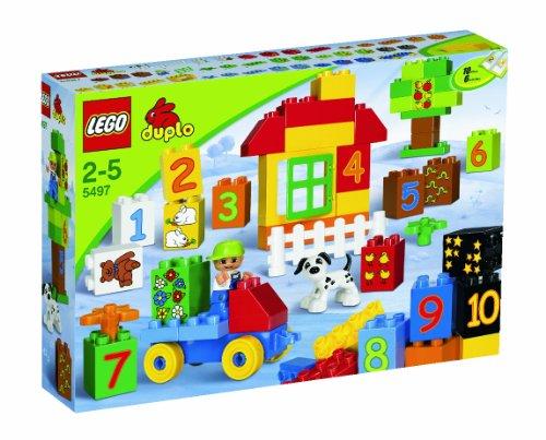Lego Duplo 5497 - Zahlen-Lernspiel