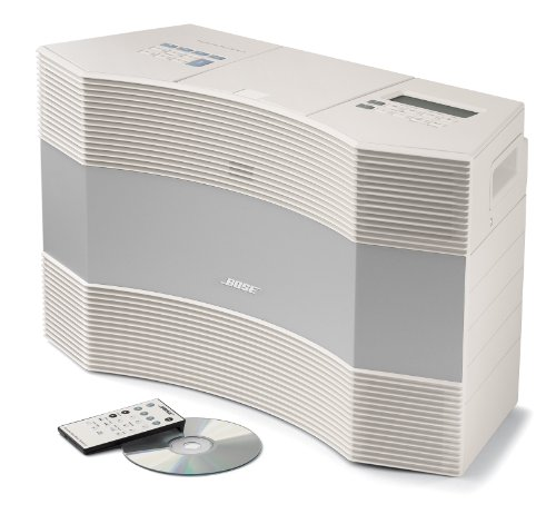 Bose Acoustic Wave Music System II - Platinum White