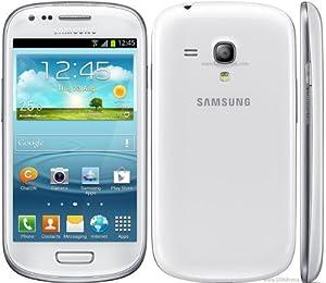 Samsung Galaxy S III 3 mini 8GB I8910 HSUPA/HSPDA 900/1900/2100 mps 5MP CAMERA FACTORY UNLOCKED Marble White INTERNATIONAL VERSION