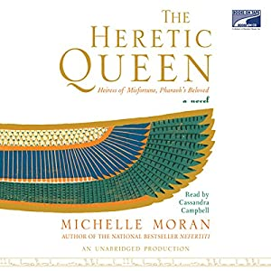 The Heretic Queen Audiobook