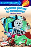 Thomas Comes to Breakfast (Thomas & Friends) (Step into Reading)