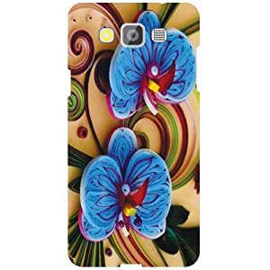 Samsung Galaxy Grand Max SM-G7200 Printed Mobile Back Cover