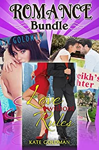 (FREE on 1/22) Romance Bundle by Kate Goldman - http://eBooksHabit.com