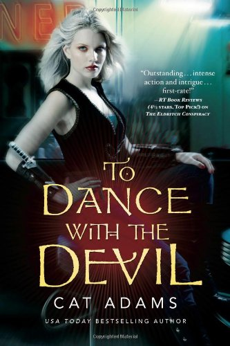 To Dance With The Devil (The Blood Singer Novels) front-163338