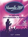 echange, troc Anne Peko - Nouvelle Star : La méthode pour apprendre à chanter (1CD audio)