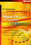 Visual C# 2005 : Express Edition