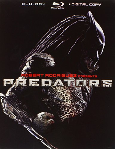 Cover art for  Predators (Blu-ray + Digital Copy)