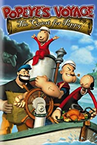 Popeye's Voyage - The Quest for Pappy