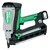 Hitachi NR90GR Round Head 2-inch to 3-1/2-inch Cordless Gas Framing Nailer ~ Hitachi