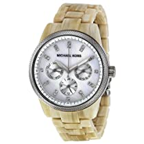 Hot Sale Michael Kors Women's MK5625 Ritz Alabaster Watch