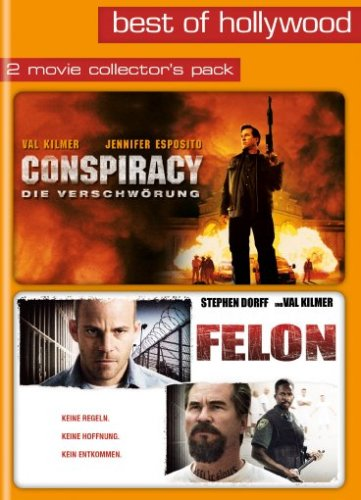 Best of Hollywood - 2 Movie Collector's Pack: Conspiracy / Felon (2 DVDs)