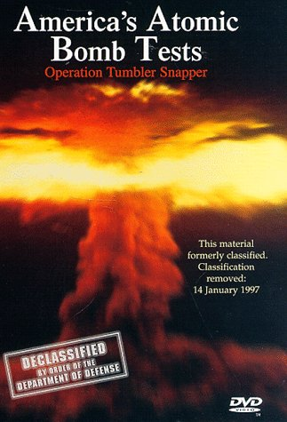 America's Atomic Bomb Tests 1 [DVD] [Region 1] [US Import] [NTSC]