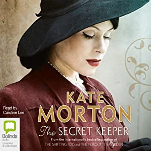 The Secret Keeper Audiobook