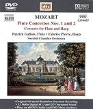 Mozart : Flute Concertos Nos. 1 and 2 / Concerto for Flute and Harpe