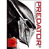 """Predator Collection: 1-3 (inkl. Predator 2 Cut Version) [3 DVDs]von """"Arnold Schwarzenegger"""""""
