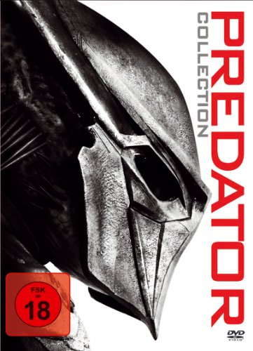 Predator Collection: 1-3 (inkl. Predator 2 Cut Version) [3 DVDs]