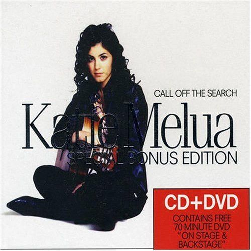 Katie Melua - Call Off the Search [Special Bonus Edition] [CD + DVD] - Zortam Music