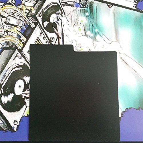 10-count-Indexed-Black-Plastic-Divider-Cards-for-LP-1-free-dj-magnet